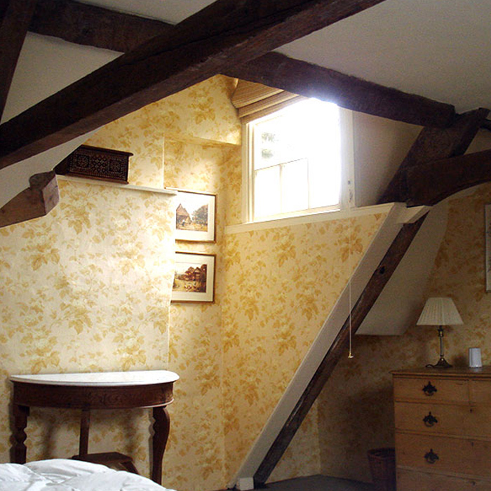 Silkwood Decorating, Attic bedroom decoration